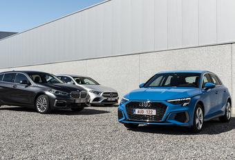 Audi A3 tegen 2 rivalen : Eeuwige driestrijd #1