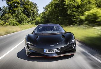 McLaren Speedtail : Britse Bugatti-killer #1