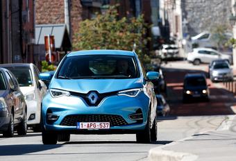 Renault Zoé R135/Z.E. 50 : encore plus loin #1