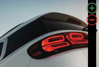Citroën C5 Aircross 1.2 PureTech 130 EAT8 : avantages et inconvénients #1
