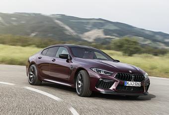 BMW M8 Gran Coupé Competition (2020) #1