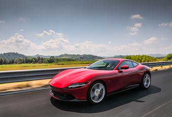 Ferrari Roma (2020) #1