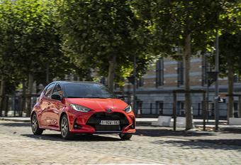Toyota Yaris Hybrid: Burgerzin én plezier? #1