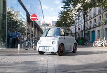 Citroën Ami: Vierwieler voor de jeugd #1