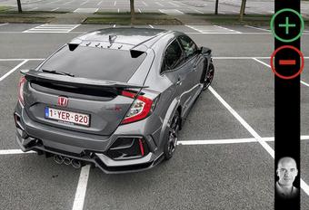 Honda Civic Type R Sport Line: avantages et inconvénients #1