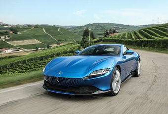 Ferrari Roma: De kracht van elegantie #1