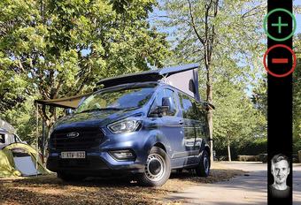 Wat vind ik van de Ford Transit Custom Nugget Westfalia? #1