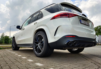 Mercedes-AMG GLE 53 4Matic+ (2020) #1
