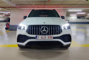 Mercedes-AMG GLE 53 4Matic+ - AMG Light? #1