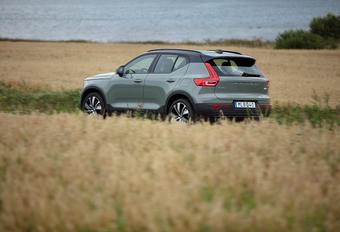 Volvo XC40 P8 Recharge - Nouvelle orientation #1