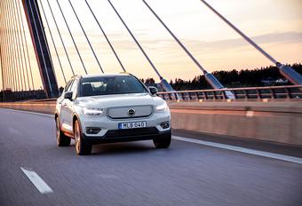 Volvo XC40 P8 Recharge (2020) #1