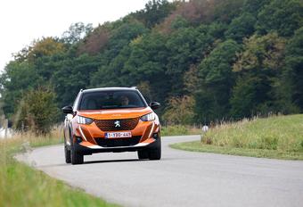 Peugeot e-2008 : gedurfd nummer #1