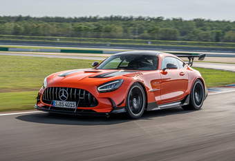 Mercedes-AMG GT Black Series (2020) #1