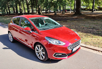 Ford Fiesta 1.0 Ecoboost MHEV - hybridation en 48 V #1