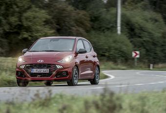 Hyundai i10 N-Line - baby-GTI? #1
