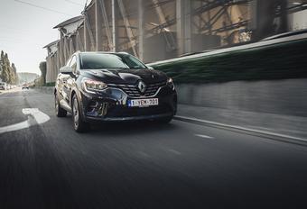 Renault Captur E-Tech Plug-in : Conduite apaisée #1