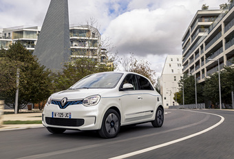 Renault Twingo Electric (2020) #1
