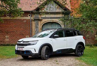 Citroën C5 Aircross Hybrid : profiter des acquis #1