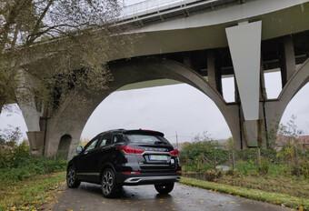BAIC X55 - met wat hulp van Mercedes #1