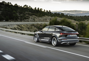 Audi E-Tron S Sportback - indrukwekkend of overdadig? #1