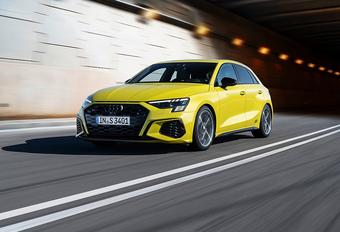 Audi S3 Sportback (2020) #1