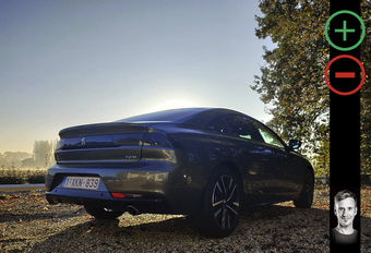 Wat vind ik van de Peugeot 508 Hybrid? #1