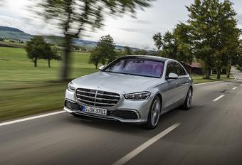 Mercedes S-Klasse : De keizer in het nieuw #1