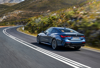 BMW M440i xDrive Coupé - M4 Light? #1