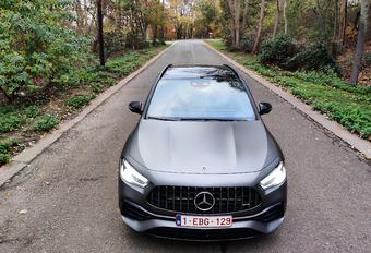 Mercedes-AMG GLA 45S 4Matic+ (2020) #1