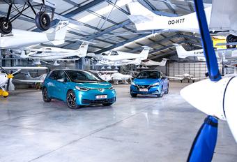 Nissan Leaf e+ vs Volkswagen ID.3 : Conflit de génération #1