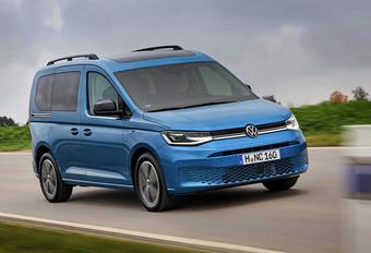 Volkswagen Caddy 2.0 TDI Life (2020) #1