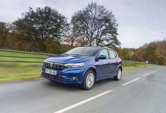 Dacia Sandero : Eerlijk duurt het langst #1