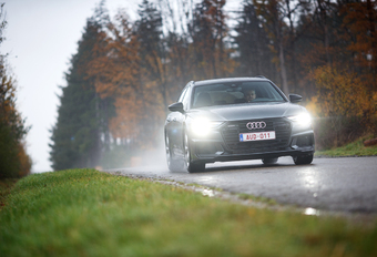 Audi A6 Avant 55 TFSI e quattro : Charger & (Re)Charger #1