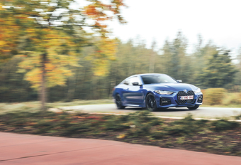 Detailtest BMW 430i COUPE (2020) #1