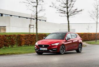 Seat Leon e-Hybrid : ode à la puissance électrique #1