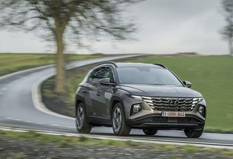 Hyundai Tucson 1.6 CRDi 48V Hybrid (2020) #1