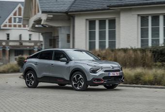Citroën C4 : Sortir du cadre #1