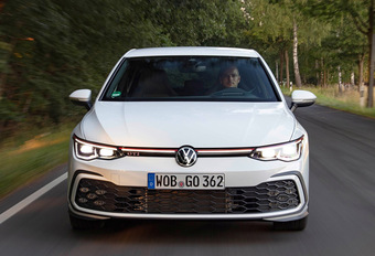 Volkswagen Golf GTI : bonnes intentions #1