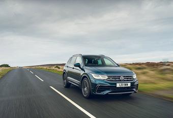 Volkswagen Tiguan 1.5 TSI 150 R-Line (2020) #1