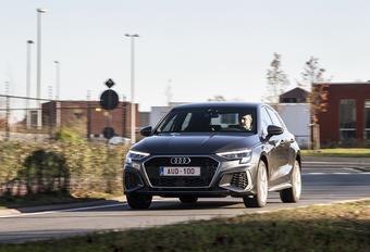 Audi A3 Sportback 40 TFSI e : De bons chiffres #1