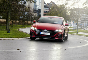 Volkswagen Arteon Shooting Brake 2.0 TSI (2021) #1
