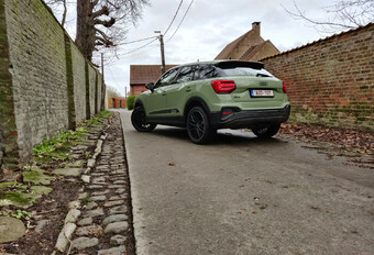 Audi Q2 35 TFSI (facelift) - hip en trendy? #1
