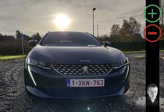 Wat vind ik van de Peugeot 508 SW Hybrid? #1