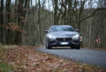 Maserati Ghibli Hybrid: Omdat het moet… #1