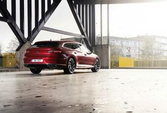 Volkswagen Arteon Shooting Brake : La chenille & le papillon #1