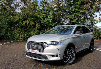 DS 7 Crossback E-Tense 300 4x4 (2021) #1