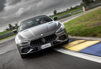 Maserati Ghibli Trofeo : Maseratissime #1