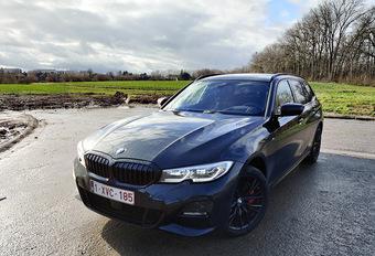 BMW 330e xDrive Touring : break, hybride et 4X4 #1