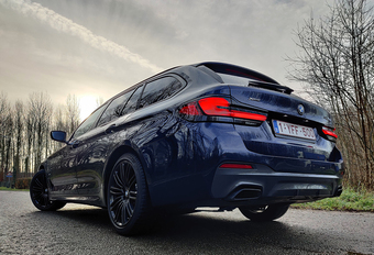 BMW 530d xDrive Touring (2021) - facelift #1