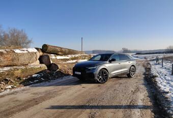 Audi SQ8 TFSI (2021) #1